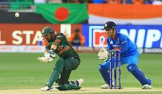 India v Bangladesh - 28 Sept 2018