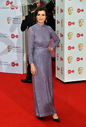 Aisling Bea arriving for the Virgin TV British Academy Television Awards 2017 held at Festival Hall at Southbank Centre, London. PRESS ASSOCIATION Photo. Picture date: Sunday May 14, 2017. See PA story SHOWBIZ Bafta. Photo credit should read: Matt Crossick/PA Wire