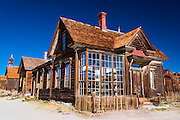 James Stuart Cain House, Bodie State Historic Park, California