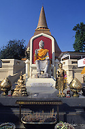 One of the multiples Buddha of Nakhon Pathom's Chedi