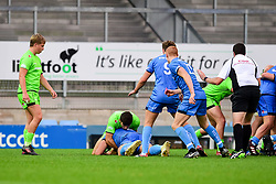 - Ryan Hiscott/JMP - 04/08/2018 - RUGBY - Sandy Park - Exeter, England - Exeter Chiefs Academy Internal Match - Truro College v Exeter College