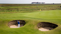SANDWICH (GB) - Dunes Hole 4. The Prince's Golf Club. COPYRIGHT KOEN SUYK