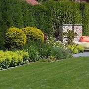 Modern Garden 804