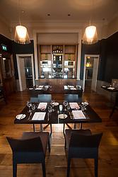 Tam Cowan's restaurant review at The Place Hotel, 34-38 York Place, Edinburgh.