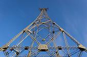 Aust Severn Powerline Crossing, West Pylon