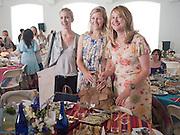 SHRIMPY BALFOUR; CALANDRA CALDECOTT; CATHY ST. GERMANS, ASAP, African Solutions to African Problems. Louise Blouin Foundation. 3 Olaf St. London. 23 June 2010. -DO NOT ARCHIVE-© Copyright Photograph by Dafydd Jones. 248 Clapham Rd. London SW9 0PZ. Tel 0207 820 0771. www.dafjones.com.