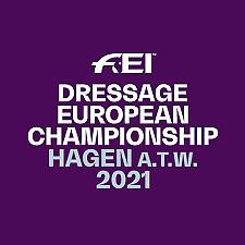 European Championship Dressage - Hagen 2021