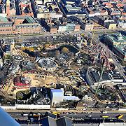 København fra stor højde. PASSWORD: 123
