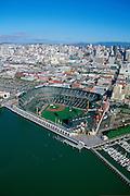 Pacific Bell Park, San Francisco, California, USA<br />