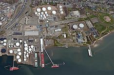 Aerial | Motiva Enterprises New Haven Terminal