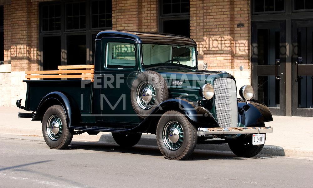 1936 Chevrolet Pick Up Truck