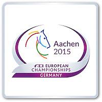 FEI European Championships 2015 - Aachen