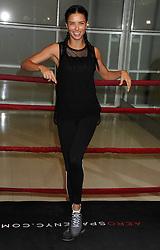 Victoria's Secret hosts Train Like An Angel with Adriana Lima at Aerospace High Performance Centre in New York City, NY, USA, on November 21, 2016.
