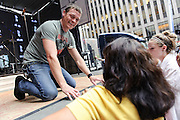 Photos of the rock band 3 Doors Down performing on 'FOX & Friends' All American Concert Series at FOX Studios, NYC. August 10, 2012. Copyright © 2012 Matthew Eisman. All Rights Reserved.