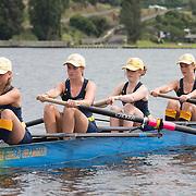 Lightweight girls four (4+)