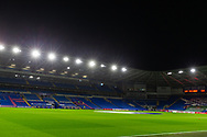 A general view of Cardiff City Stadium, home of Cardiff City FC before the EFL Sky Bet Championship match between Cardiff City and Barnsley at the Cardiff City Stadium, Cardiff, Wales on 3 November 2020.