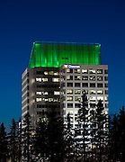 Alaska, Anchorage , JL Tower, with  LEED, Lighting
