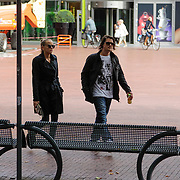 NLD/Amstelveen/20120917 - Uitvaart Rosemarie Smid - Giesen van der Sluis, Teun Kuilboer en partner