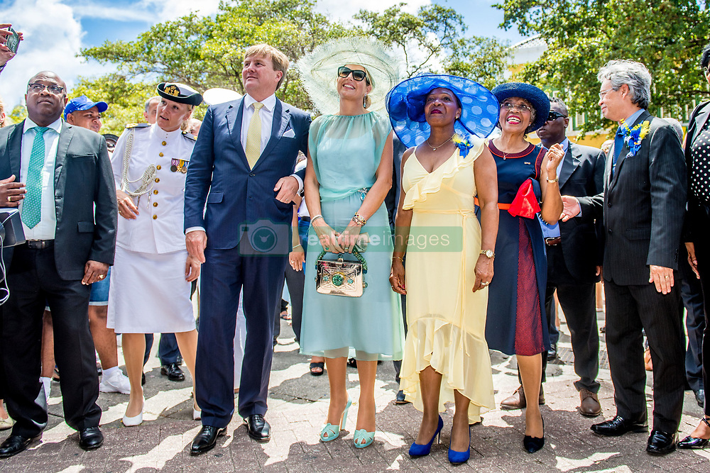Dutch Royals visit Festival di Pueblo. 02 Jul 2018 Pictured: King Willem-Alexander of the Netherlands and Queen Maxima of the Netherlands. Photo credit: MEGA TheMegaAgency.com +1 888 505 6342