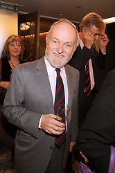 RICHARD STILGOE at a tribute lunch in honour of Michael Aspel hosted by The Lady Taverners at The Dorchester, Park Lane, London on 14th November 2008.
