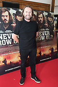 NO FEE PICTURES<br /> 22/8/19 Paddy Courtney at the Irish Preview screening of Never Grow Old at the Savoy cinema in Dublin Picture: Arthur Carron