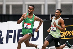 USATF Indoor Track and Field Championships<br /> held at Ocean Breeze Athletic Complex in Staten Island, New York on February 22-24, 2019; Nike,