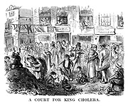 A Court for King Cholera.