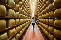 Local food producers in Emilia Romagna