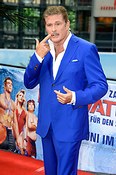 May 30, 2017 - Berlin, Berlin, Deutschland - David Hasselhoff at the 'Baywatch' photocall at Sony Center on May 30, 2017 in Berlin, Germany. (Credit Image: © Future-Image via ZUMA Press)