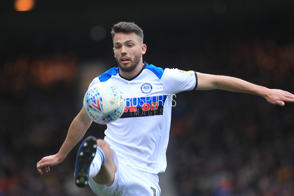 Bradden Inman during the EFL Sky Bet League 1 match between Luton Town and Rochdale at Kenilworth Road, Luton, England on 2 March 2019.