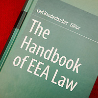 Launch of The Handbook of EEA Law