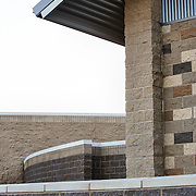 Images of the Stanislaus County Juvenile Commitment Center Close-up and abstract architectural photography This is an example of Chip Allen's value added service while on the job- we don't miss the details!