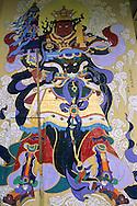 City of 10,000 Buddhas, Talmadge, near Ukiah, Mendocino County, California