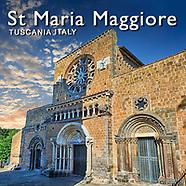 Pictures of Basilica Church Santa Maria Maggiore - Tuscania -