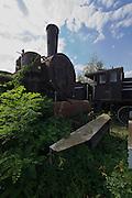 Strasshof, Austria.<br /> Triebwagentage (railcar days) at Das Heizhaus - Eisenbahnmuseum Strasshof, Lower Austria's newly designated competence center for railway museum activities.<br /> Historic stream locomotives.