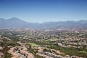 Aerial of Coto de Caza Community