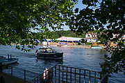 Henley on Thames, England, United Kingdom, 28th June 2019, Henley Royal Regatta Qualifiers, time trial, on Henley Reach, [© Peter SPURRIER/Intersport Image]<br /> <br /> 16:29:26