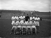 1958 - Soccer: St. Patrick's Athletic v Tycor Athletic (Waterford)
