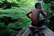 TRIBE IN THE AMAZON