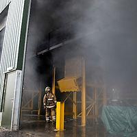 Binn Waste Fire