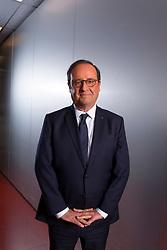 Exclusive - Francois Hollande appears on Dimanche En Politique TV show on June 10, 2018 in Paris, France. Photo by Stephane le Tellec/ABACAPRESS.COM