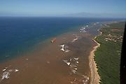 Shipwreck Beach, Lanai, Hawaii
