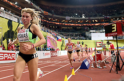 07-03-2015 CZE: European Athletics Indoor Championships, Prague<br /> Marusa Mismas SLO in final of 3000 m