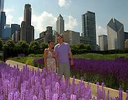 James and Olga Walker Chicago Photoshoot