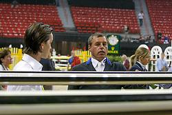 Philippaerts Ludo, Philippaerts Olivier, BEL<br /> World Cup Final Jumping - Las Vegas 2009<br /> © Hippo Foto - Dirk Caremans<br /> 18/04/2009