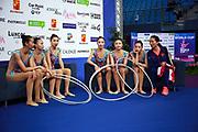 China Group at World Cup of Pesaro 2017.