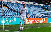 Leeds United's Pablo Hernandez takes a corner<br /> <br /> Photographer Alex Dodd/CameraSport<br /> <br /> The EFL Sky Bet Championship - Leeds United v Charlton Athletic - Wednesday July 22nd 2020 - Elland Road - Leeds <br /> <br /> World Copyright © 2020 CameraSport. All rights reserved. 43 Linden Ave. Countesthorpe. Leicester. England. LE8 5PG - Tel: +44 (0) 116 277 4147 - admin@camerasport.com - www.camerasport.com