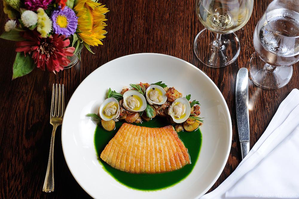 Fork Restaurant<br /> <br /> for Grid Magazine<br /> <br /> August 23, 2013