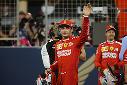 March 30, 2019 - Sakhir, Bahrain - Motorsports: FIA Formula One World Championship 2019, Grand Prix of Bahrain, ..#16 Charles Leclerc (MCO, Scuderia Ferrari Mission Winnow) (Credit Image: © Hoch Zwei via ZUMA Wire)
