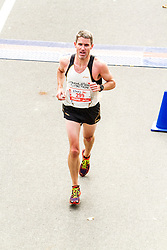 ING New York CIty Marathon: Kevin Herd, USA